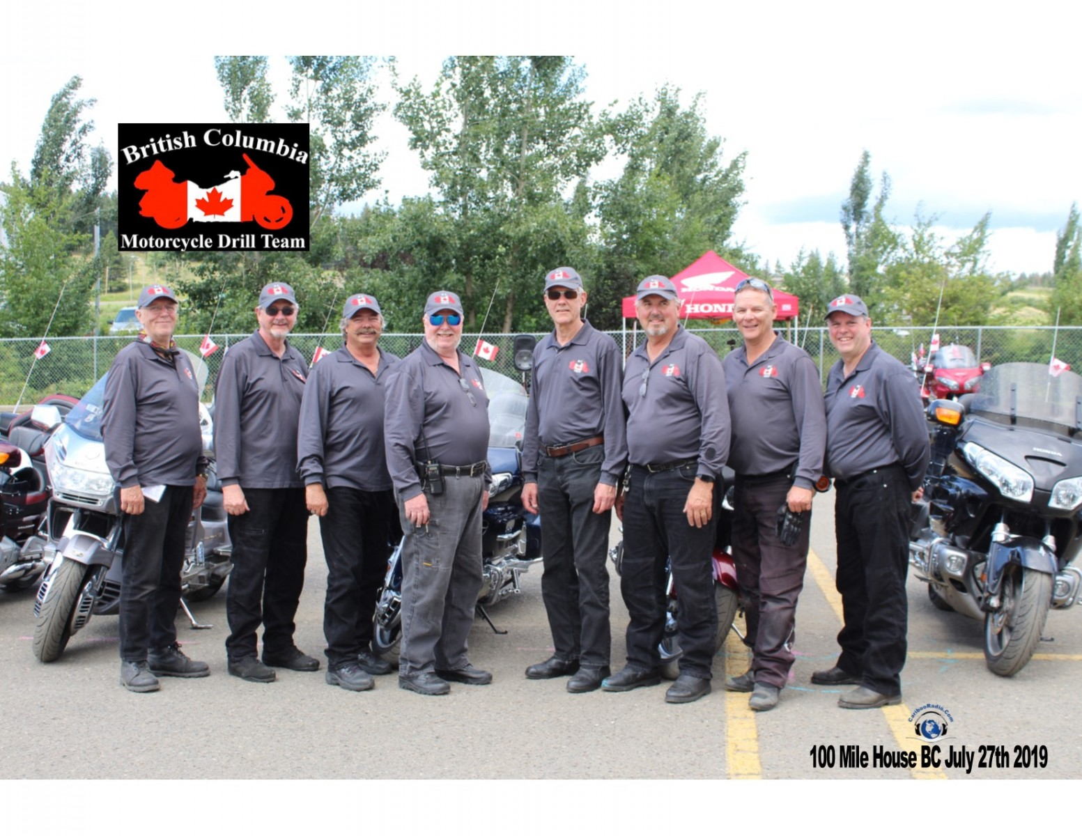 BC-Motorcycle-Drill-Team-100-Mile-House-BC-July-2019